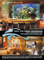 Custom Aquarium Brochure